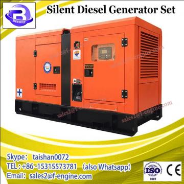 5kva silent trailer wheel diesel generator set