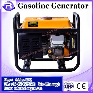 Hot Selling Silent Type Generator Portable Electric Gasoline Generator 168f-1