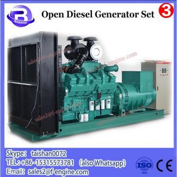 10kw open diesel generator set